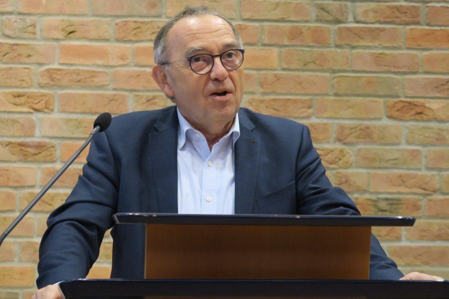 Norbert Walter-Borjans in Bielefeld